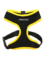 Active Mesh Neon Yellow Harness - Get fit, stay safe, stay seen. Treat your training buddy to an attractive new Active Mesh Harness with a dash of sporty neon to compliment your keep fit gear. But also great for regular walkies. High visibility Active Mesh Neon Harnesses provide the ultimate in comfort and safety, featuring a breath...