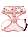 Pink Floral Cascade Harness